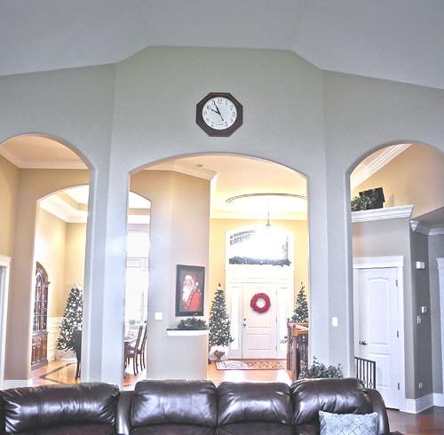 Bills Drywall Remodel Arched Doorway