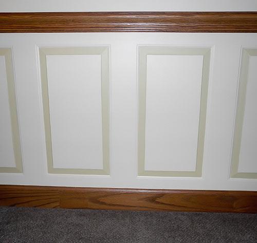 Bills Drywall Remodel Recessed Panels