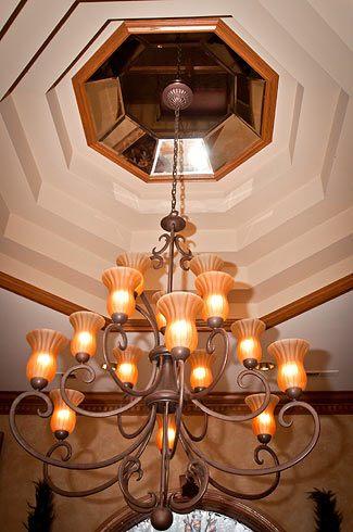 Bill's Drywall Remodel Light Fixture