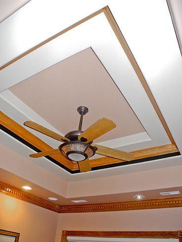Bills Drywall Remodel Trey Ceiling