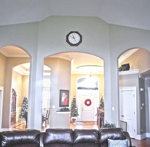 Remodel Arched Doorway
