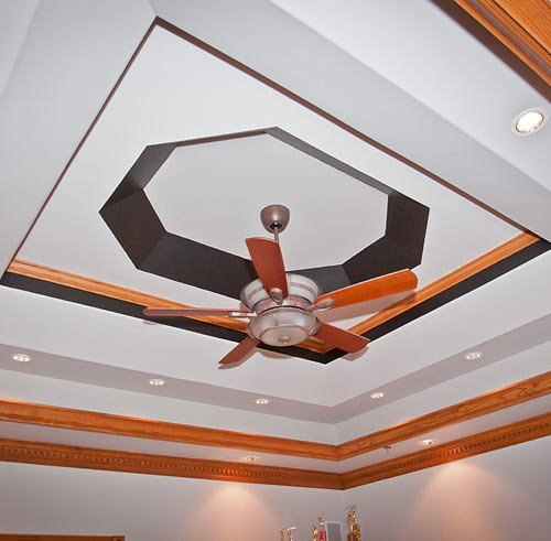 Remodel Ceiling With Fan