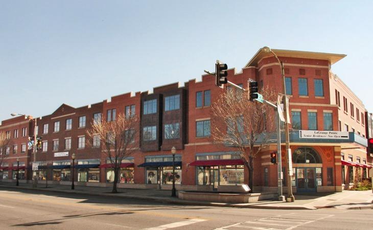 Downtown La Grange